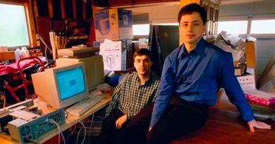 ¿Cuál es la historia del tercer fundador de Google?