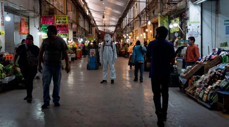 Pico en México de coronavirus se recorrería un mes, advierte estudio de la UNAM