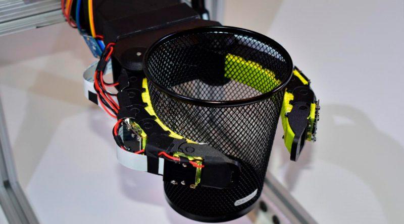 El MIT desarrolla robots sensibles capaces de cuidar de objetos delicados