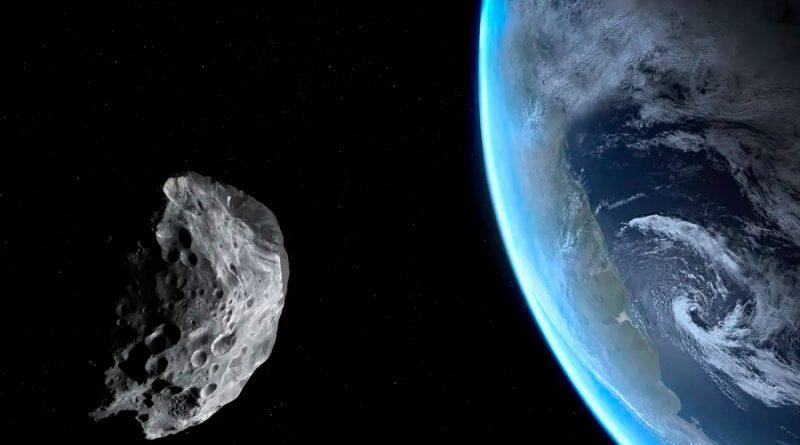 """Un asteroide """"del tamaño del Empire State"""" pasará cerca de la Tierra esta semana"""