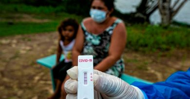 Vacuna para covid-19 de Oxford será probada en Brasil en 2,000 voluntarios