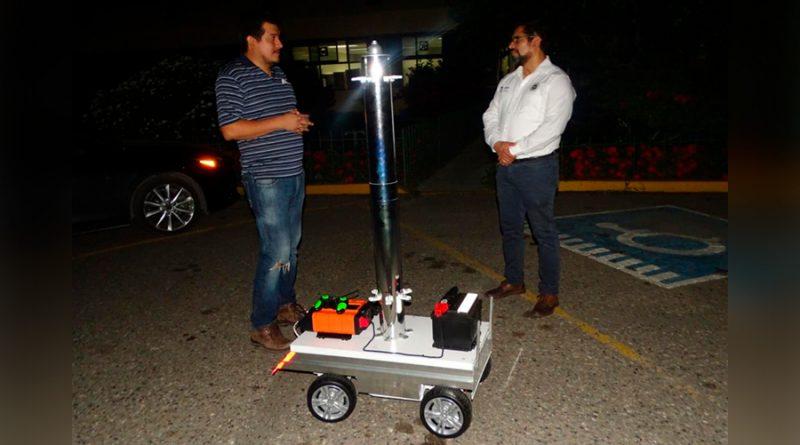 Crean mexicanos sistema que neutraliza virus y generan áreas sanitizadas