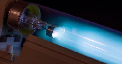 Singular material promete generar luz UV de alto rendimiento para luchar contra el coronavirus