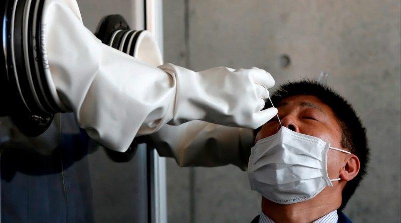 Japón aprueba nuevo test a través de la saliva para mejorar la detección de covid-19