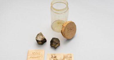 Localizan fragmentos del meteorito de Barcelona que cayó en 1704 y que se interpretó como una señal de Dios