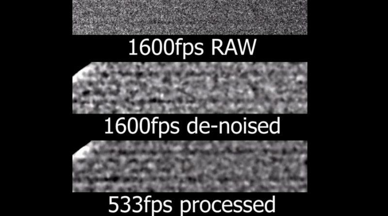 Logran capturar cien veces más rápido a moléculas en movimiento