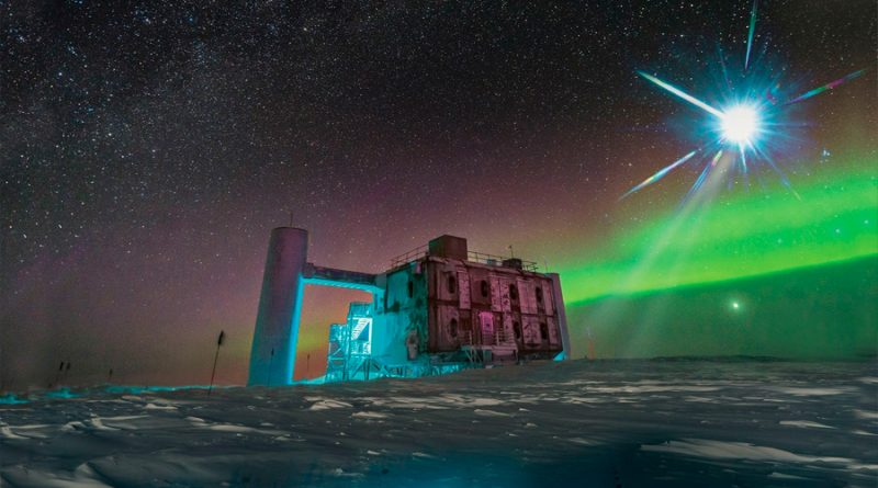 Neutrinos, los mensajeros cósmicos que atraviesan nuestros cuerpos