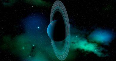 Revisando archivos se descubre en Urano un plasmoide 22 000 veces más grande que la Tierra