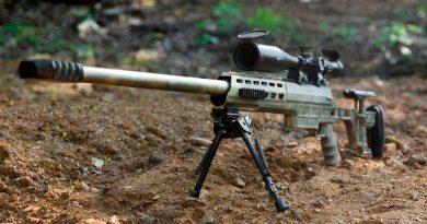 Un fabricante de armas ruso crea el fusil de francotirador con mayor alcance del mundo: 7 km