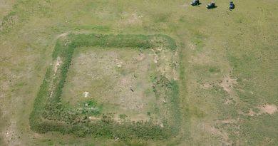 Arqueólogos israelíes revelan parte olvidada de la Gran Muralla China en la estepa mongola