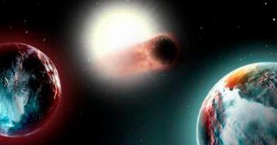 Cuatro planetas recién nacidos fueron horneados por su joven sol