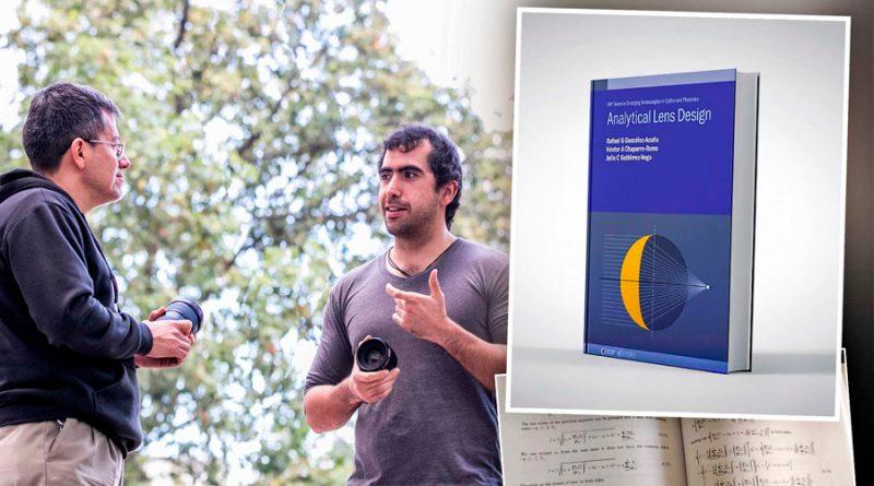 Estudiante mexicano publica libro científico con solución a temas ópticos