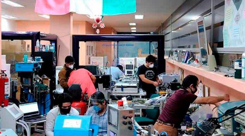 Desarrollado el primer ventilador mexicano que está a punto de salir al mercado