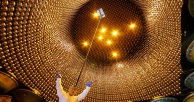 50 mil toneladas de agua y el tamaño de un edificio de 15 plantas: así es el súper observatorio de neutrinos