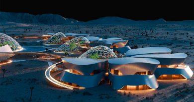 Interstellar Lab quiere construir el primer pueblo marciano sostenible en California