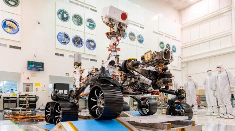 El rover de Marte transmitirá por primera vez el sonido de otro mundo