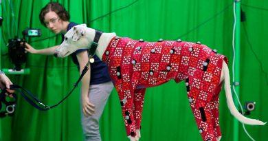 Nueva tecnología de captura de movimiento puede digitalizar a un perro en tan solo unos segundos