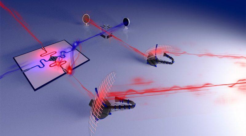 Crean el primer radar cuántico