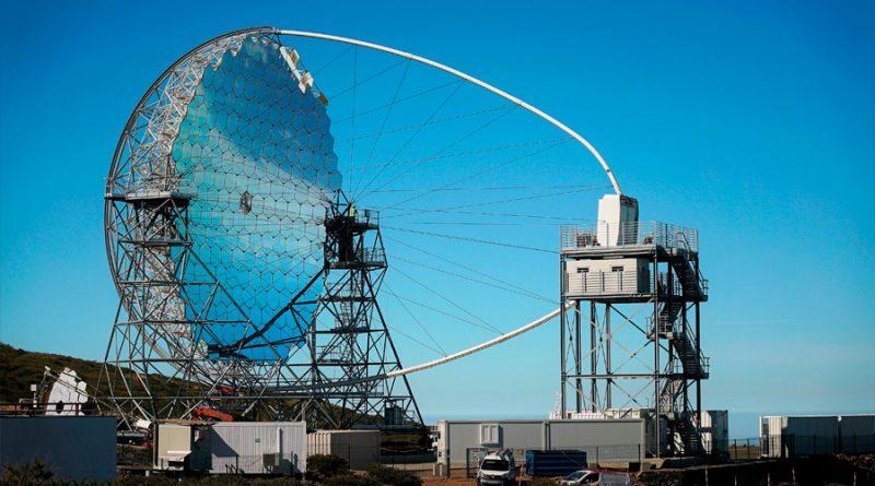 Detectan una emisión de rayos gamma de muy alta energía del pulsar del Cangrejo