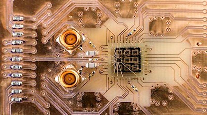 Demostrada la teletransportación de información entre electrones
