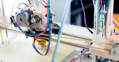 Fabrican biotinta para imprimir piezas 3D dentro del cuerpo
