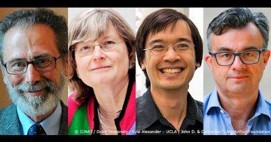 Cuatro matemáticos ganan el Premio Princesa de Asturias de Investigación Científica y Técnica 2020