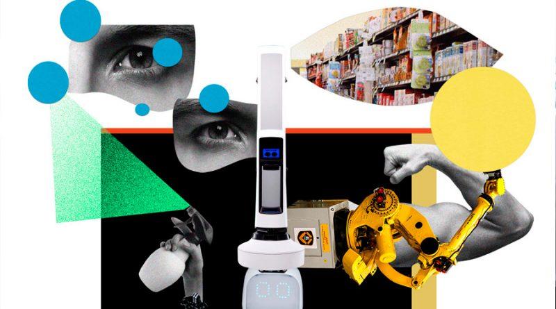 COVID-19 acelera la destrucción de empleos a manos de robots