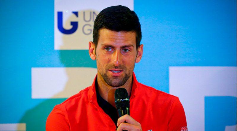 El tenista Novak Djokovic da positivo por covid-19 tras participar en un torneo que él organizó