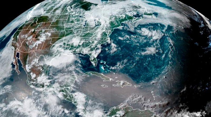 Polvo del Sahara llegará a México (te decimos cómo seguir su trayectoria)