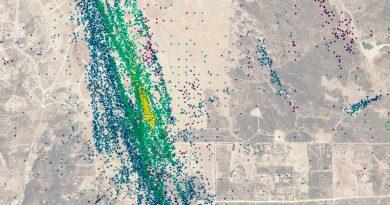 Un extraño enjambre de terremotos duró años: científicos descubren la razón