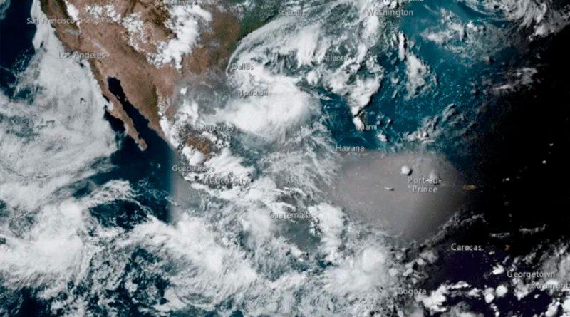Polvo del Sahara: cuál es el fenómeno tras la densa nube que viajó 10,000 km desde África y ya afecta a México