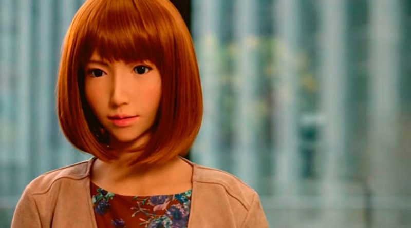 Erica, la primera robot que actuará como actriz en Hollywood