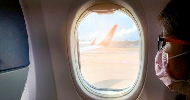 Por qué el asiento de ventana es el más codiciado del avión en esta etapa del Covid-19
