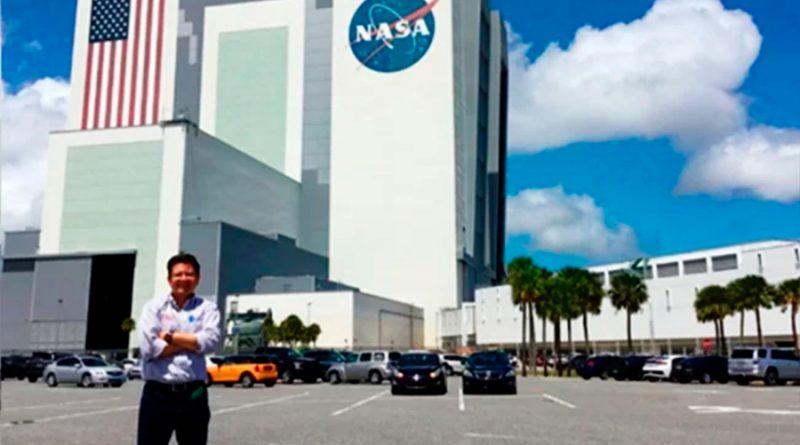 Ernesto Olvera: el mexicano cuyo proyecto podría ser clave para alimentar astronautas de la NASA