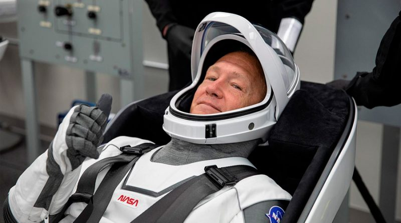 La NASA ya trabaja con astronautas privados