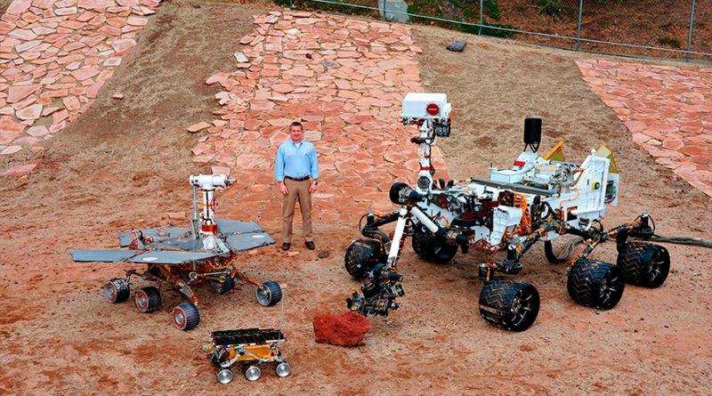 La NASA deja a sus rovers decisión de buscar vida en otros planetas