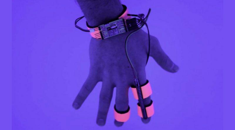 El MIT trabaja en un guante open source para hackear tus sueños
