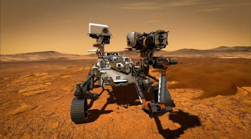 Laboratorio de seis ruedas hacia Marte: cómo es Perseverancia, el nuevo robot de la NASA