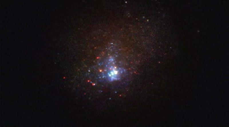 Detectan astrónomos la desaparición de una estrella