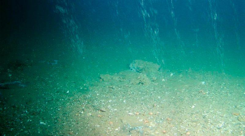 Miles de toneladas de metano escapan de pozos en el Mar del Norte