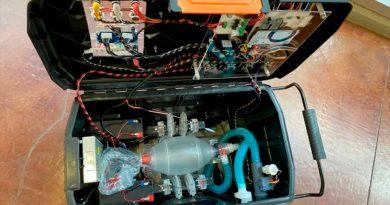 Científicos mexicanos detienen su primera misión a la Luna para crear ventiladores