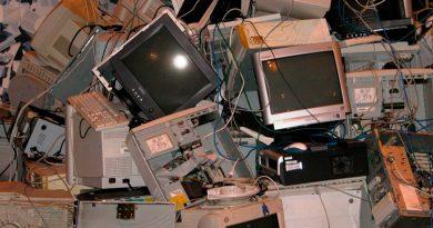 El grave problema de la basura electrónica: cifra récord en 2019 con 53.6 millones de toneladas
