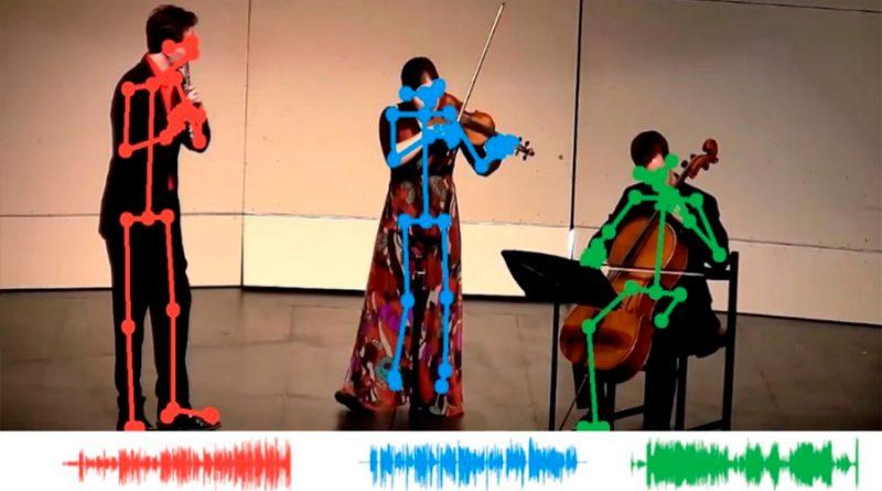 Crean una red neuronal que identifica melodías mediante los movimientos de los músicos