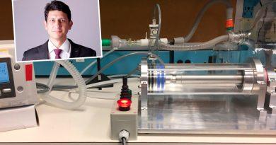 MIT destaca labor de ingeniero mexicano por crear ventiladores contra el Covid-19