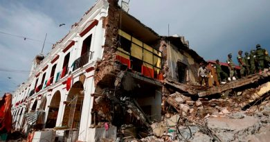 NASA: confirman que sismo de 7.4 en Oaxaca desplazo a toda la entidad 0.45 metros