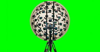 Esta pelota es en realidad una de las cámaras más sofisticadas del mundo