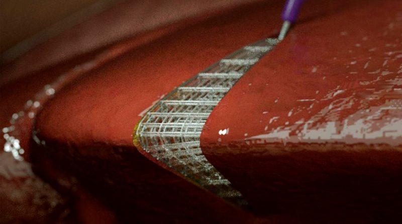 Investigadores crean tinta biológica paa hacere impresión 3D dentro del cuerpo