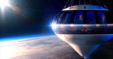Space Perspective anuncia que podrás viajar hasta la estratosfera por 125 mil dólares