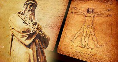 """Leonardo da Vinci: las mil y un maneras en que el """"Hombre de Vitruvio"""" revela que el artista era un genio"""