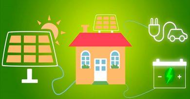 Produce y consume la energía de tu casa